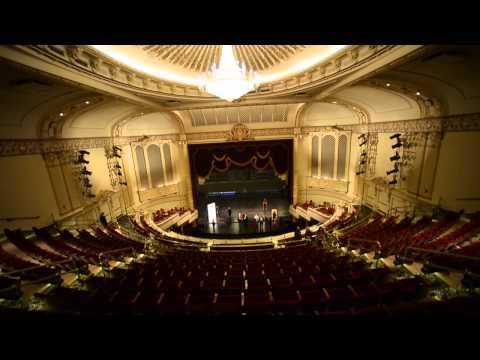Capitol Theatre Grand Reopening