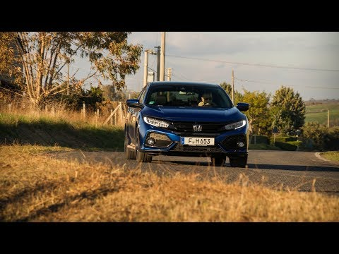 2019 Honda Civic Diesel Review! New Motoring