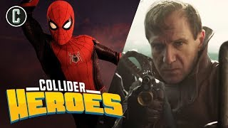 Spider-Man: Far From Home Swings Towards a Billion; The King's Man Trailer Arrives - Heroes