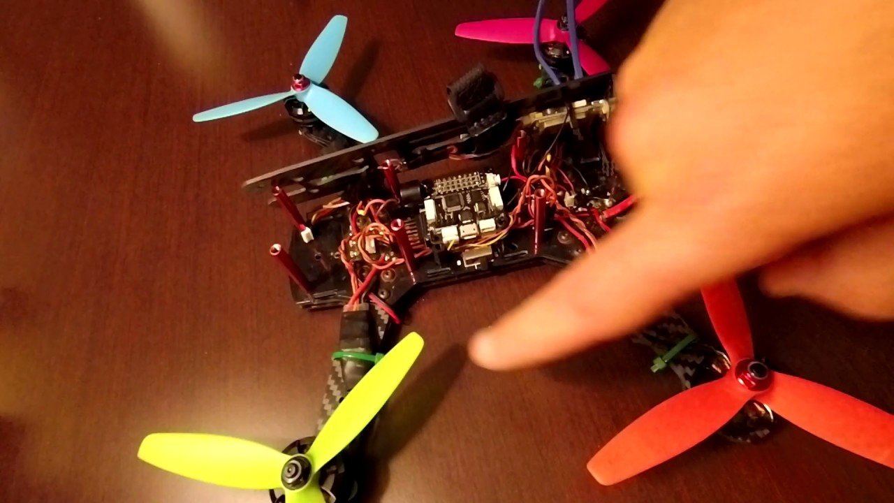 How To Install Sp Racing F3 On Eachine Falcon 250 Youtube Cc3d Telemetry Wiring Diagrams