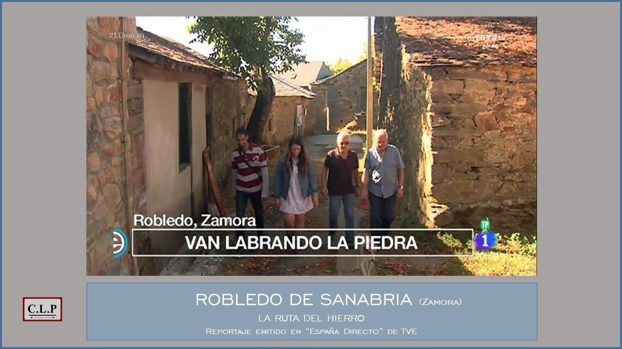 Robledo De Sanabria Zamora La Ruta Del Hierro Youtube