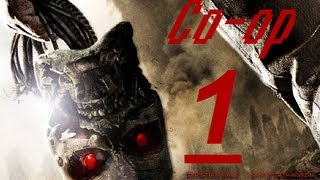 Terminator Salvation - Co-op Campaign #1 - It has BEGUN !!!