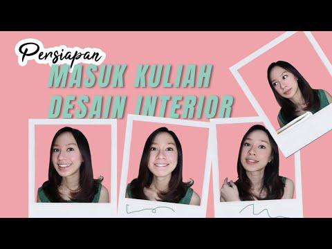 PERSIAPAN SEBELUM MASUK KULIAH DESAIN INTERIOR | #ECShare 8