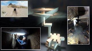 ЛАИ в Шахте Осириса - загадок всё больше! Уникальные кадры