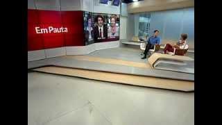 """Entrevista Regina Bittar para  Globo News """"Em pauta""""  - 2 parte"""