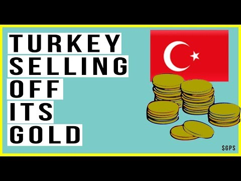 🇹🇷 Turkey Selling Off It's Gold! LIQUIDITY CRISIS in Turkey