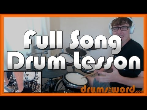 ★ Black Dog (Led Zeppelin) ★ Drum Lesson PREVIEW | How to Play Song (John Bonham)