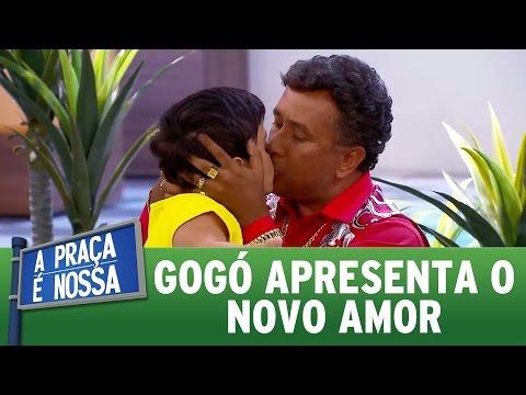 Paulinho Gogó apresenta novo amor   A Praça É Nossa (23/03/17)