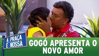 Paulinho Gogó apresenta novo amor | A Praça É Nossa (23/03/17)