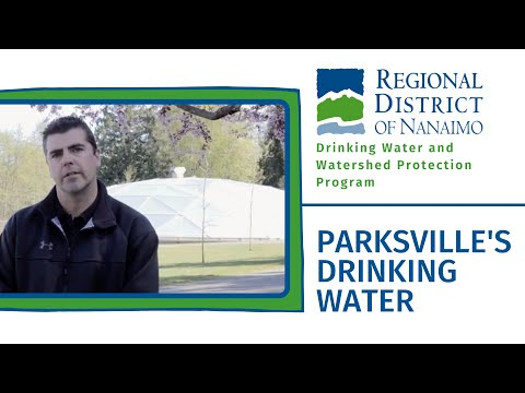 Drinking Water Week 2013 - Parksville Drinking Water