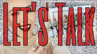 Let's Talk: Jaclyn Cosmetics Lipsticks & Why I Removed My Video