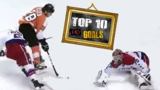 Claude Giroux Top 10 Goals | HD |