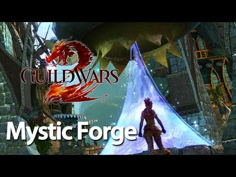 Guild Wars 2 Mystic Forge