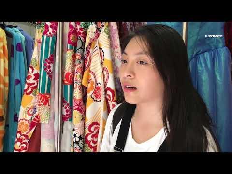 Hà Nội: Phong phú thị trường đồ hóa trang Halloween