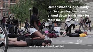 Cincinnati Protest 5.30.20