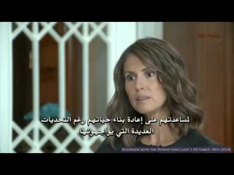 asma-al-assad-full-interview