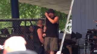 All That Remains - Down Through The Ages live @ Welcome To Rockville 2013
