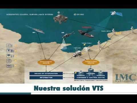 Presentacion IMC VTS - Vessel Traffic Service
