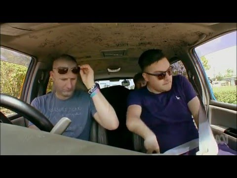 Adam Hills - The Last Leg Down Under Part 01