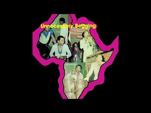 Fela Kuti - Unnecessary Begging (LP)