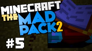 "Minecraft MadPack 2 #5 ""Dark Matter & Cursed Earth"""