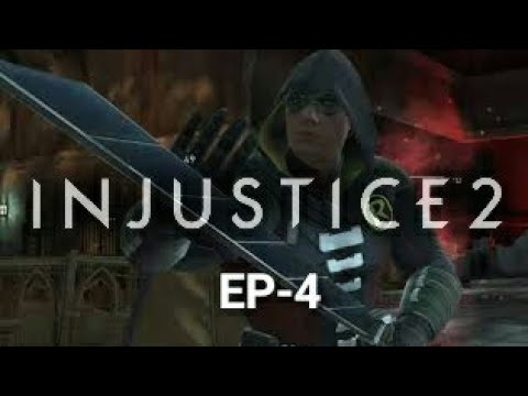 INJUSTICE 2 EP-4| HOW TO BEAT ROBIN |