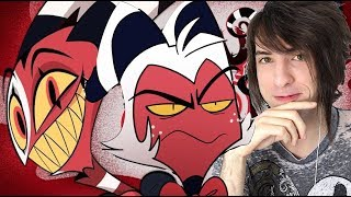 HELLUVA BOSS (PILOT) Reaction | Jordan Sweeto (Animation by Vivziepop) YouTube Videos