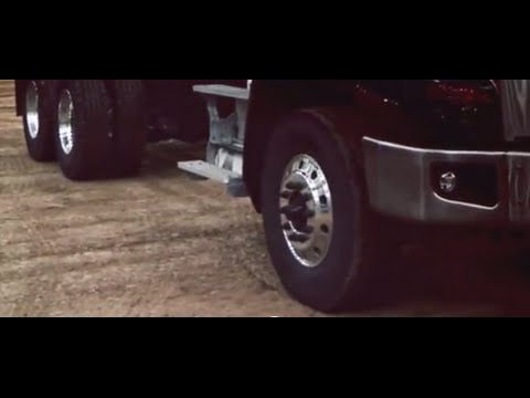 Cat® CT660 Work Truck | CX31 Transmission Explained