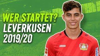 Kann Bayer mit Havertz international was reißen? Leverkusens Startaufstellung 2019/20