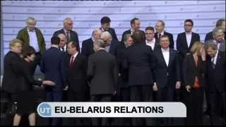 EU Warms to Belarus as Russia Relations Freeze: EU foreign ministers gathered in Riga
