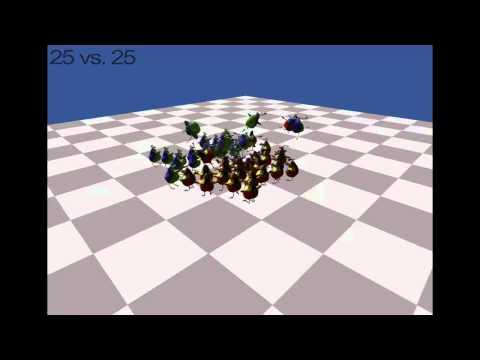 Battle Simulation