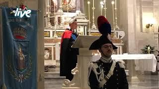 La celebrazione in onore della Virgo Fidelis della Compagnia dei Carabinieri di Andria