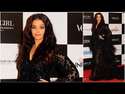 Aishwarya Rai won the 'Vogue Influencer of the decade award'
