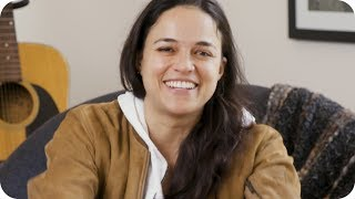 Michelle Rodriguez Wants to Drive Fast & Furious with You // Omaze