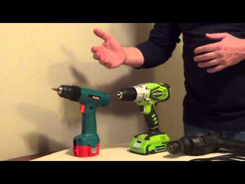 How to Pick a Drill - Best Drill for a Homeowner