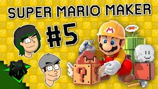 SUPER MARIO MAKER PART FIVE - I HAD JUICE! - DAGames