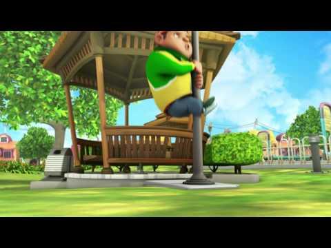 BoBoiBoy: Adu Du Menjadi Baik!