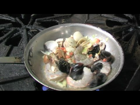Delicious Seafood Bouillabaisse - Fresh Seafood Stew