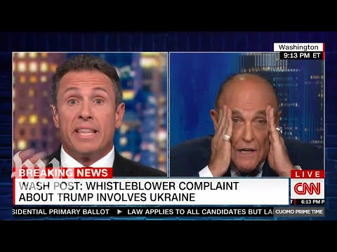 Cuomo vs. Giuliani: A 28-minute shouting match in 147 seconds