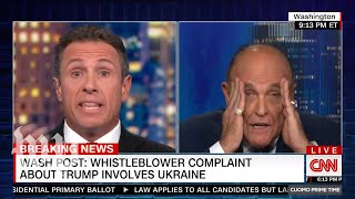 Cuomo vs. Giuliani: A 28-minute shouting match in 147 seconds