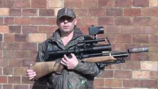 Nite Site NS200 Rabbit Assault with VerminHuntersTV.