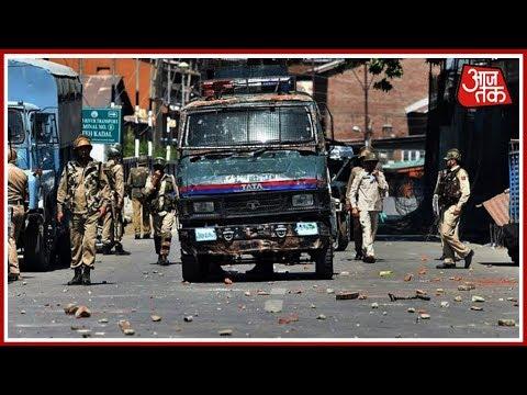 कश्मीर में बद से बदतर होते हालात, पिछले 3 दिन से सुरक्षाबालों पर चल रहे ग्रेनेड हमले | क्रांतिकारी