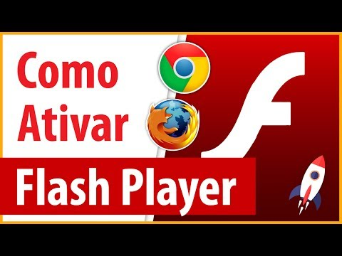 Como Ativar Adobe Flash Player no Google Chrome/Mozilla Firefox no PC Windows Atualizado