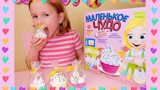 Делаем Мыло Кексики своими руками Soap Cupcake with their hands