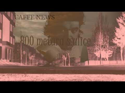 CAFFE NEWS  album /800 metara spasovdanske ulice / by  Boža Slobodan Božović