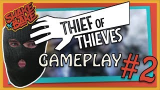 Thief of Thieves - Season One (Xbox One) | Party and Larceny | Gameplay 2