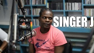 """Singer J talks """"Can't Stop Me Now"""" success, history w/ Elephant Man + being one of the 1st singjays"""