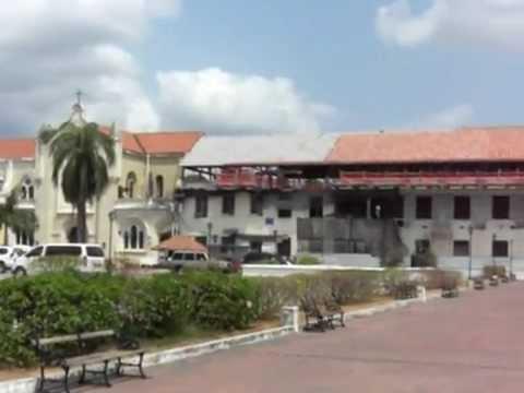 Casco Antiguo Waterfront, Panama City, 2012-03-03