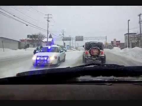 Rutland City Police, Rutland VT  Side Jobs For Utility Companies