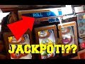 JACKPOT ON THE SLOT MACHINE? CRAZY!! (Fruit Machines)
